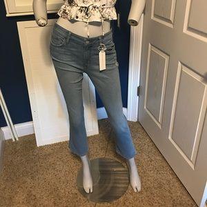 SanctuaryModern Straight Crop Jeans SZ27 NWT